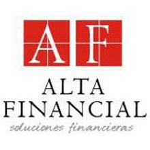 Alta Financial, franquicia, asesoramiento financiero, soluciones financieras, productos financieros