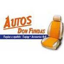 Autos Don Fundas, franquicia, fabricación fundas, fundas automóvil, alfombras automóvil, tuning, accesorios coche, cubre coches