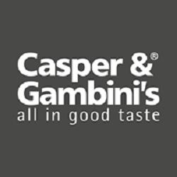 Casper & Gambini's, Franquicia, café, sándwiches, ensaladas, postres, exquisiteces culinarias,