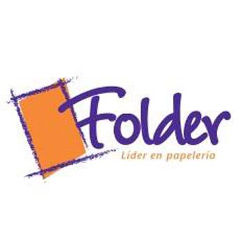 Folder, franquicia Folder, papelería, material de oficina, librerías