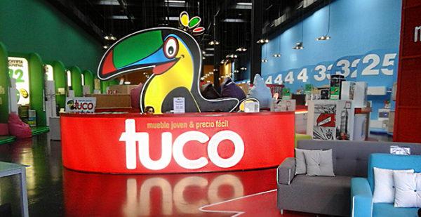 Franquicia muebles tuco franquicias rentables en espa a for Muebles tuco bilbao