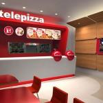 La franquicia Telepizza cierra el primer semestre con un crecimiento del 15,8% y ventas de 315 millones