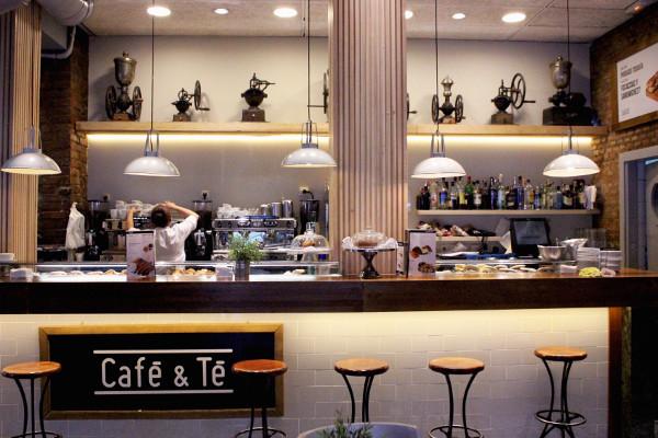 Franquicia caf t franquicias rentables en espa a - Franquicia tea shop ...