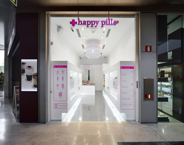 Happy pills franquicia franquicias rentables en espa a - Franquicia tea shop ...