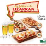 LIZARRAN presenta sus nuevas recetas de Cocas