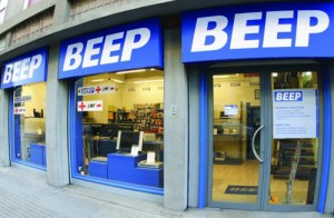 beep franquicia