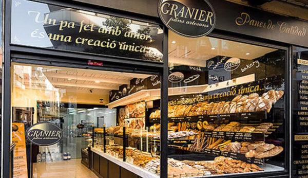 granier, franquicia granier, granier franquicia, panaderias