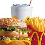 McDonalds ingresa menos en Europa, pero sus menús sanos funcionan mejor