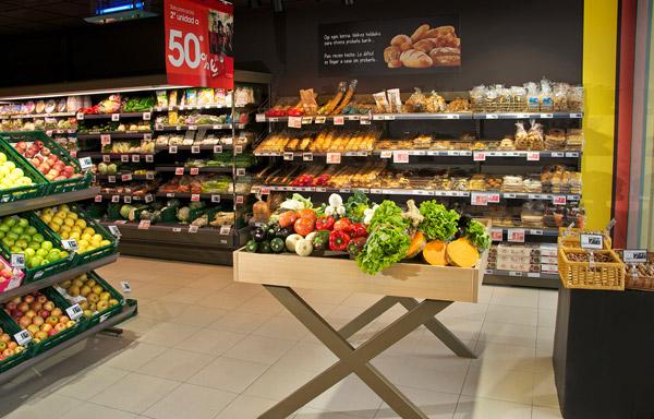 Eroski, franquicia, Eroski city, Eroski center, supermercado, alimentación, compra, Aliprox