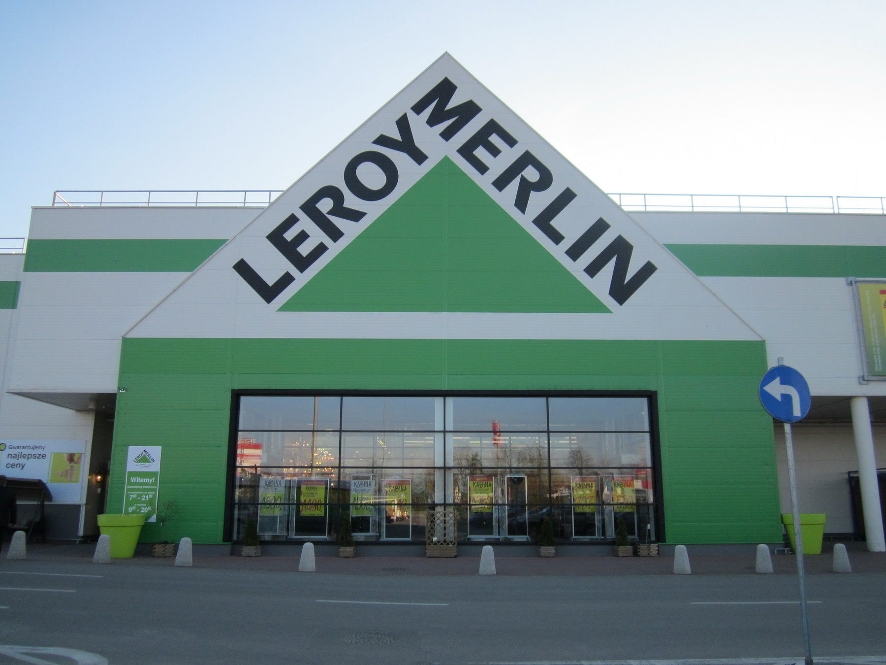 Leroy merl n utilizar la franquicia aki en las ciudades - Leroy merlin las rozas madrid ...