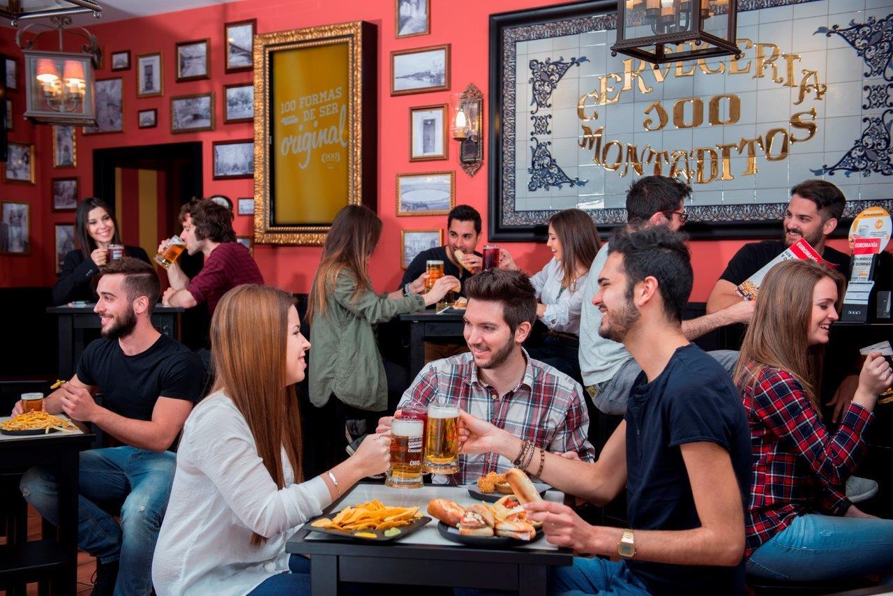 restaurante-100-montaditos