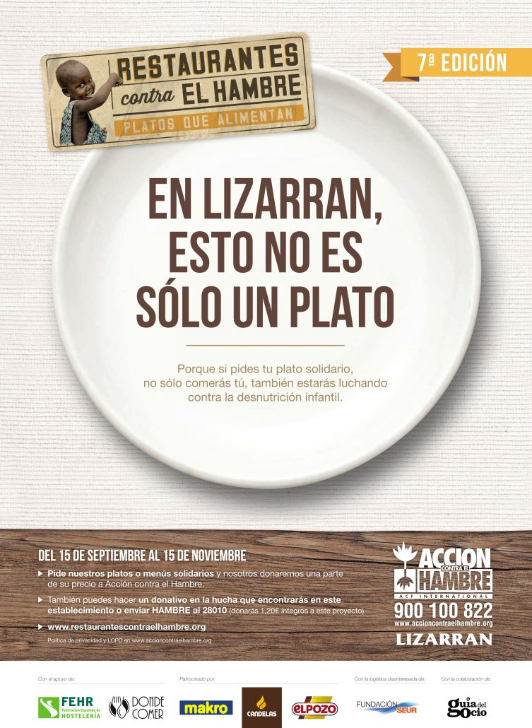 Comess Group continúa con la iniciativa Restaurantes contra el Hambre