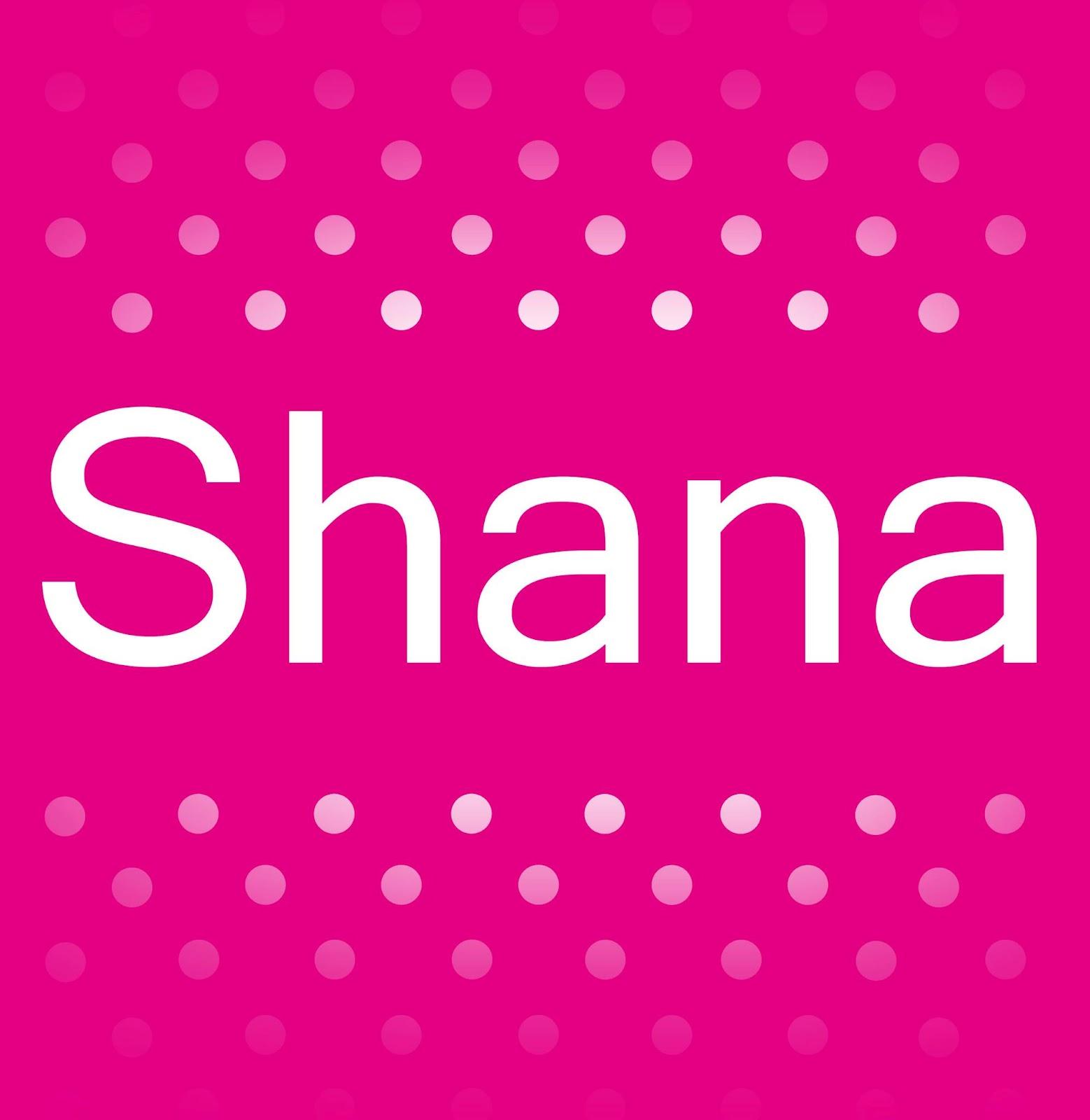 Shana franquicia logo