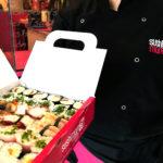 La comida japonesa crece durante el último año y lidera los pedidos online a domicilio en España