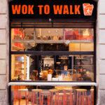 La franquicia Wok To Walk confirma la consolidación y crecimiento de la restauración en España