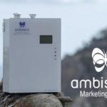 50.000 equipos de aromatización, nuevo record de Ambisent