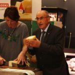La franquicia Eroski ha aumentado la compra de queso de pastor D.O Idiazabal en los últimos tres años