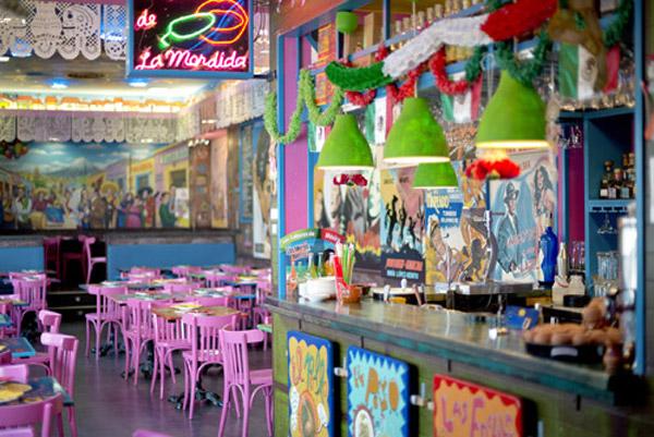 La Mordida, franquicia La Mordida, mexicano, restauración mexicana, comida mexicana