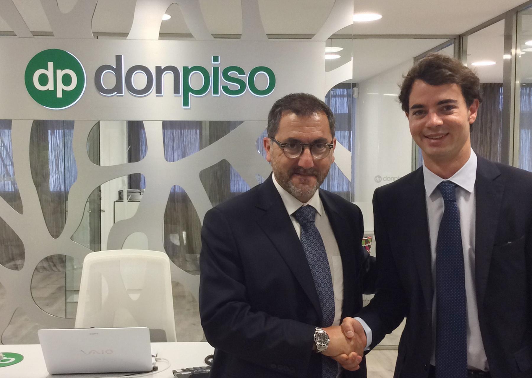 Donpiso llega a las 88 oficinas con nuevas franquicias en for Oficina de registro barcelona