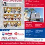 La franquicia RE/MAX Solución II organiza una jornada profesional junto con AJE Almería