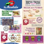 Las franquicias La Mordida y Ricos Tacos presentes en el Festival del Celíaco