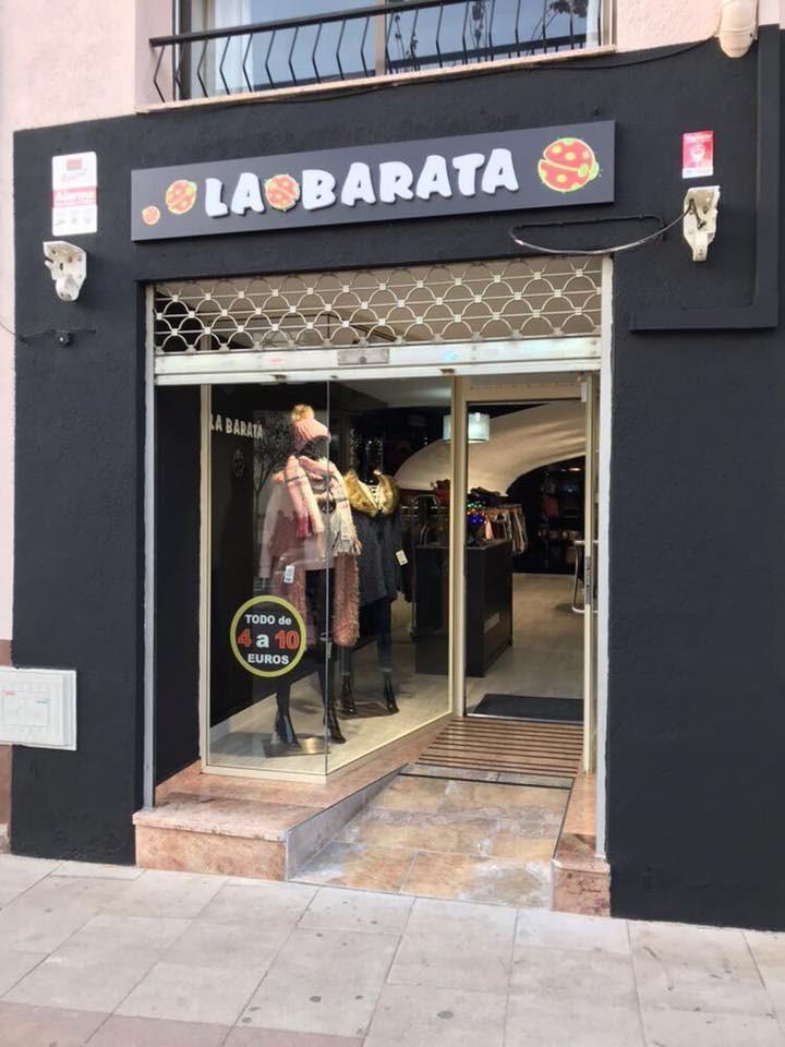 Franquicia La Barata: el mejor negocio de moda y complementos low cost