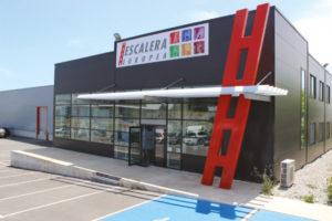 escalera europea, franquicia, tienda especializada