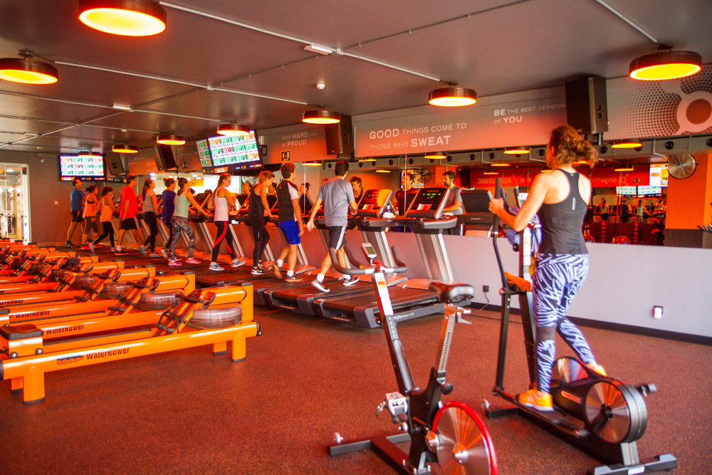 franquicia orangetheory fitness