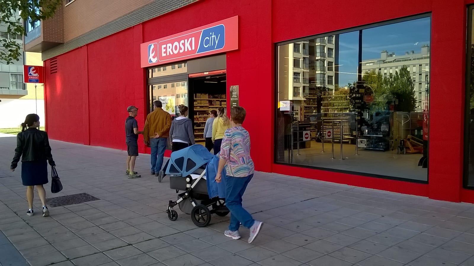 eroski, franquicia,supermercados