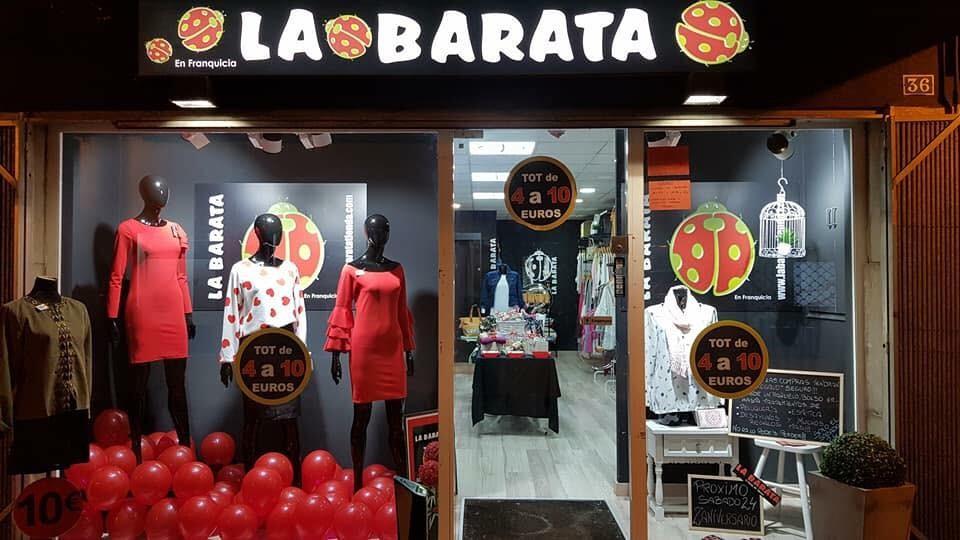 El éxito de la franquicia La Barata o de cómo abrir 130 boutiques low cost en 6 años