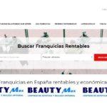 La franquicia Beauty Max apuesta por laFranquicia.es para captar emprendedores