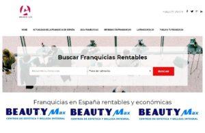 Franquicia Beauty Max