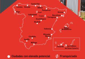 Franquicia Escalera Europea España