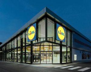 Supermercado LIDL estándar