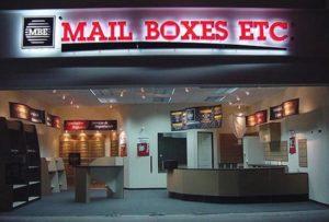 Franquicia Mail Boxes Etc