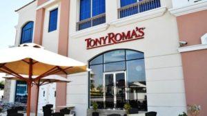 Franquicia Tony Roma's