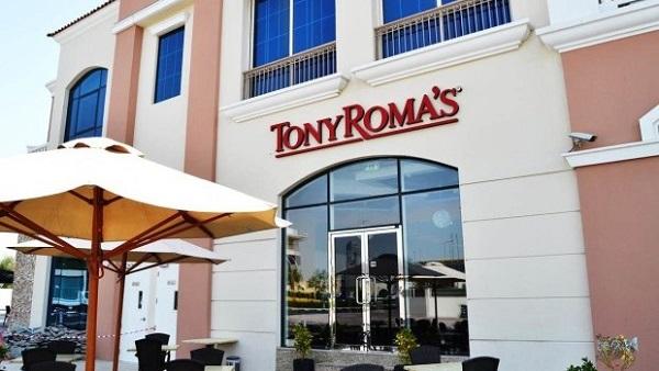 De Tokio a Albacete: 40 años de franquicia Tony Roma's