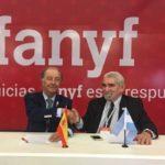 Las franquicias españolas y argentinas firman un acuerdo para incrementar los vínculos entre sus socios