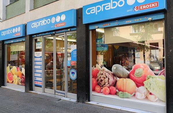 Franquicia Caprabo