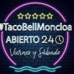 La franquicia Taco Bell abre sus puertas en Moncloa