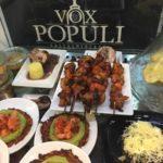 Franquicia Vox Populi Gastromercado: el primer restaurante apto para celiacos de Murcia