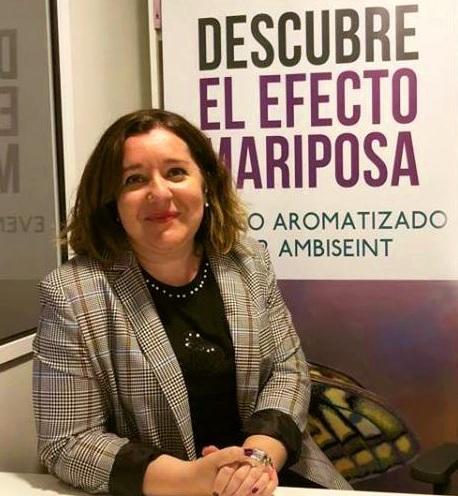 Marta Moro Costa, responsable de franquicias Ambiseint