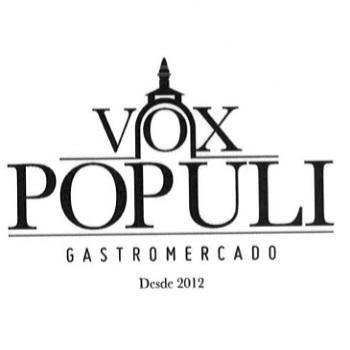 Vox Pópuli Gastromercado