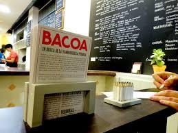Franquicia Bacoa