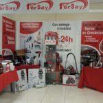 La franquicia Fersay incluye una docena de nuevos productos en el último mes