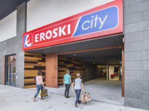 Franquicia Eroski/city