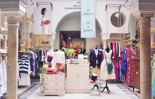 Franquicia Libélula shop