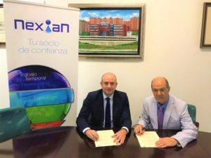 Acuerdo franquicia Nexian y Universidad de Cantabria
