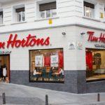 La franquicia Tim Hortons inaugura una docena de cafeterías en Madrid en menos de un año