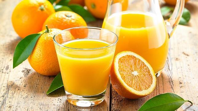 Zumo de naranja granini